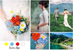 Swiss Alps Swiss Alps, Inspiration Boards, Simple Weddings