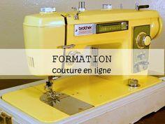 Apprendre la couture, mais vous ignorez où et comment ? liste de lien des cours de couture personnalisés, ateliers de couture, regarder des tutoriels, sites de couture, dompter sa machine à coudre et de créer des vêtements.