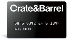 Review of the Crate and Barrel Credit Card - http://www.rewardscreditcards.org/crate-and-barrel-credit-card/