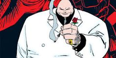The Daredevil Netflix series has added its villain with Vincent D'Onofrio signing on to play The Kingpin of Crime. Spiderman, Marvel Fan, Netflix Series, Daredevil, Marvel Cinematic Universe, Super Powers, Rey, Joker, It Cast