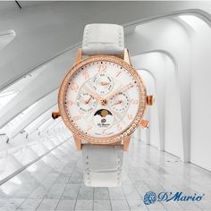 Watches, Leather, Accessories, Fashion, Women, Moda, Wristwatches, Fashion Styles, Clocks