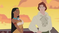 Her True Prince by ncfwhitetigress on DeviantArt Disney Animated Movies, Best Disney Movies, Disney Pixar, Good Movies, Disney Characters, Fictional Characters, Disney Animation, Animation Film, Disney Pocahontas