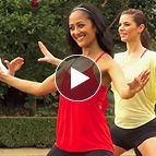 The 15-Minute Abs-Arms-Cardio Bollywood Workout from Weight Watchers Looking to banish a little jiggle, raise your heart rate – and have fun doing it? Doonya's easy-to-follow cardio-dance workout barely seems like work. (But wait till you see the results.)