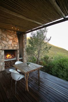 KolKol | Log cabin accommodation in the Overberg, South Africa