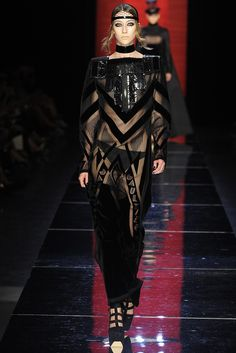 Jean Paul Gaultier Fall Couture 2012