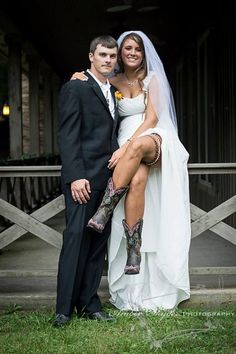 My country wedding