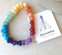 He encontrado este interesante anuncio de Etsy en https://www.etsy.com/es/listing/254848891/chakra-bracelet-rainbow-gemstone-beaded