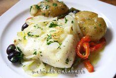 Bacalao Recipe, Portuguese Recipes, Portuguese Food, Spanish Food, Spanish Recipes, Potato Salad, Eggs, Fish, Breakfast