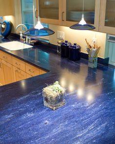 Corian Blue Countertops Design Inspiration Pinterest And