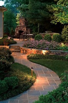 Build your own backyard horseshoe pit with these step-by-step instructions from TOH landscaper Roger Cook. | Photograph: Keller and Keller | thisoldhouse.com #LandscapingandOutdoorSpaces
