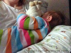 the naptown organizer: Breastfeeding Beyond Infancy - The One Year Mark