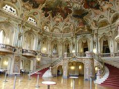 Mariyinsky Palace in Kiev