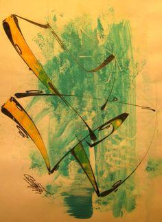 B. I really like some textures. Art.
