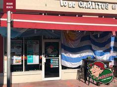 Partido Argentina Vs. Uruguay en Lo de Carlitos Miami Beach!! Gracias a todos por venir!!!