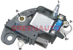 Voltage Regulator, Fiat, Oem, Charcoal, Circuit Diagram, Circuit Diagram, Autos, Racoon