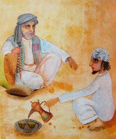 Aisha i Wąż — Baśnie Arabskie (14)