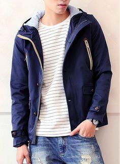 $23.63 Blue jacket.