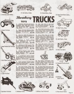 Image result for images of first  tonka cement mixer truck ads