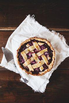 blackberry raspberry pie
