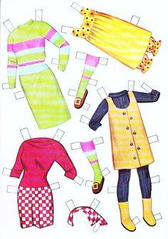 Paper Dolls~Dress-Up Dolls - Nena bonecas de papel - Picasa Web Albums