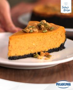 The ingredients you love, finally together in one delicious Thanksgiving recipe. With a little something for everyone, Chocolate Pumpkin Crumble Cheesecake will be a family favourite long after the holidays are over.