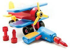 Battat Take-A-Part Airplane Battat