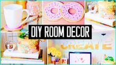 Znalezione obrazy dla zapytania diy room decoration