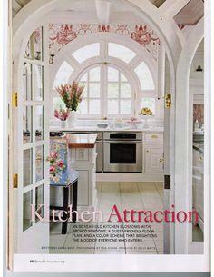 here's my kitchen again! www.elizabethschmidtinteriordesign.com