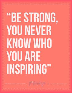"""be strong, you never know who you are ispiring"""" #bodybuilding #fitness #motivation"""
