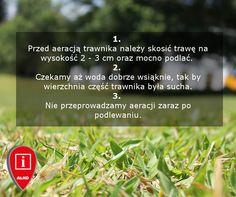 3 złote zasady aeracji to .... :) Co byście dodali do naszej listy? http://www.sklepalko.pl/trawniki-koszenie/wertykulatory.html