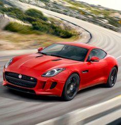 Jaguar F-Type Coupe #CarFlash