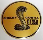 Parts: The Shelby Cobra emblem