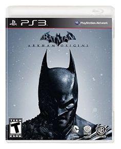 #Batman: Arkham Origins - #Playstation3