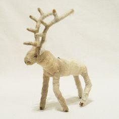§§§ : spun cotton deer