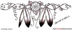 native american tattoos for women | Armband Tattoos | Tribal, Native American and Feminine Designs