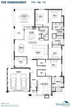 I Luv Th Master Bed Room Layout, Th Kitchen With Th Scullery N Pantry Layout