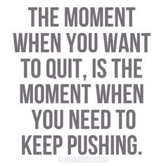 #never #give #up