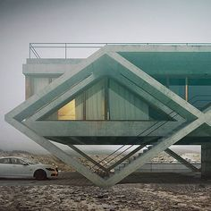 WEBSTA @ arc.only - House no. 145 by Adam Spychała.•#Arc_Only