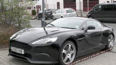 2014 Aston Martin DBS Photographed Testing in Europe – RoadandTrack.com - Road & Track ** Latest model of the DBS **