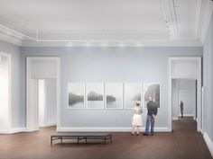 Our scheme for the renovation of Clandon Park honours its rich architectural and cultural history whilst providing an opportunity for a dynamic and…