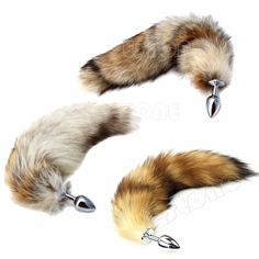 New Love Fox Tail Butt Anal Plug Sexy Romance Sex Toy Funny Adult Massage Tools * Detailed information can be found by clicking on the image Romance, Girls With Tails, Womens Luggage, Massage Tools, New Love, Nice Body, Lip Colors, Sexy, Plugs