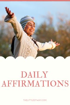 Welcome to my page where I list all the posts about daily affirmations. I believe that what we think and say to ourselves matters; our daily affirmations. Affirmations For Women, Daily Affirmations, What Is Self, Welcome To My Page, How To Start Homeschooling, Positive Living, New Teachers, Be Kind To Yourself, Christian Inspiration