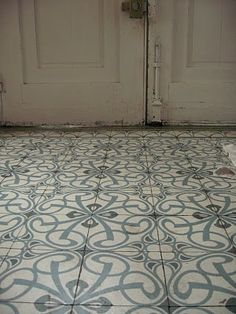 antique Handmade tiles can be colour coordianated and customized re. shape, texture, pattern, etc. by ceramic design studios