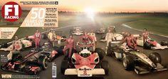F1 McLaren 50 years