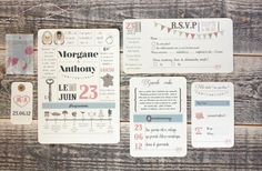 The Perfect Day by Janine | Pour un mariage unique et qui vous ressemble.Bons plans,inspirations et DIY pour un mariage rétro,romantique et vintage à souhait.