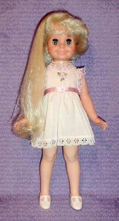 Crissy Family Dolls - Cousin Velvet - page two