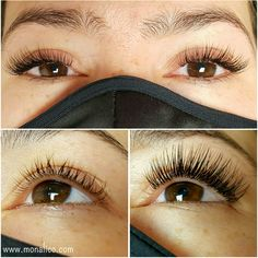 Silk Lashes, Lash Extensions