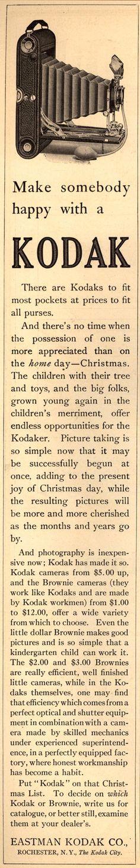 Vintage Kodak Ad - 1911