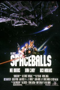 Spaceballs!! (1987) It's not that we're afraid, far from it, it's just that we've got this thing about death... It's not us!