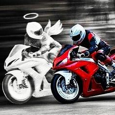 Push it a little more you can do it #alwaysthere #pushing #motorcycle #riders #teamsuzuki #teamyamaha #teamkawasaki #bikespotting #race #teamred #teamtwowheels #fallen